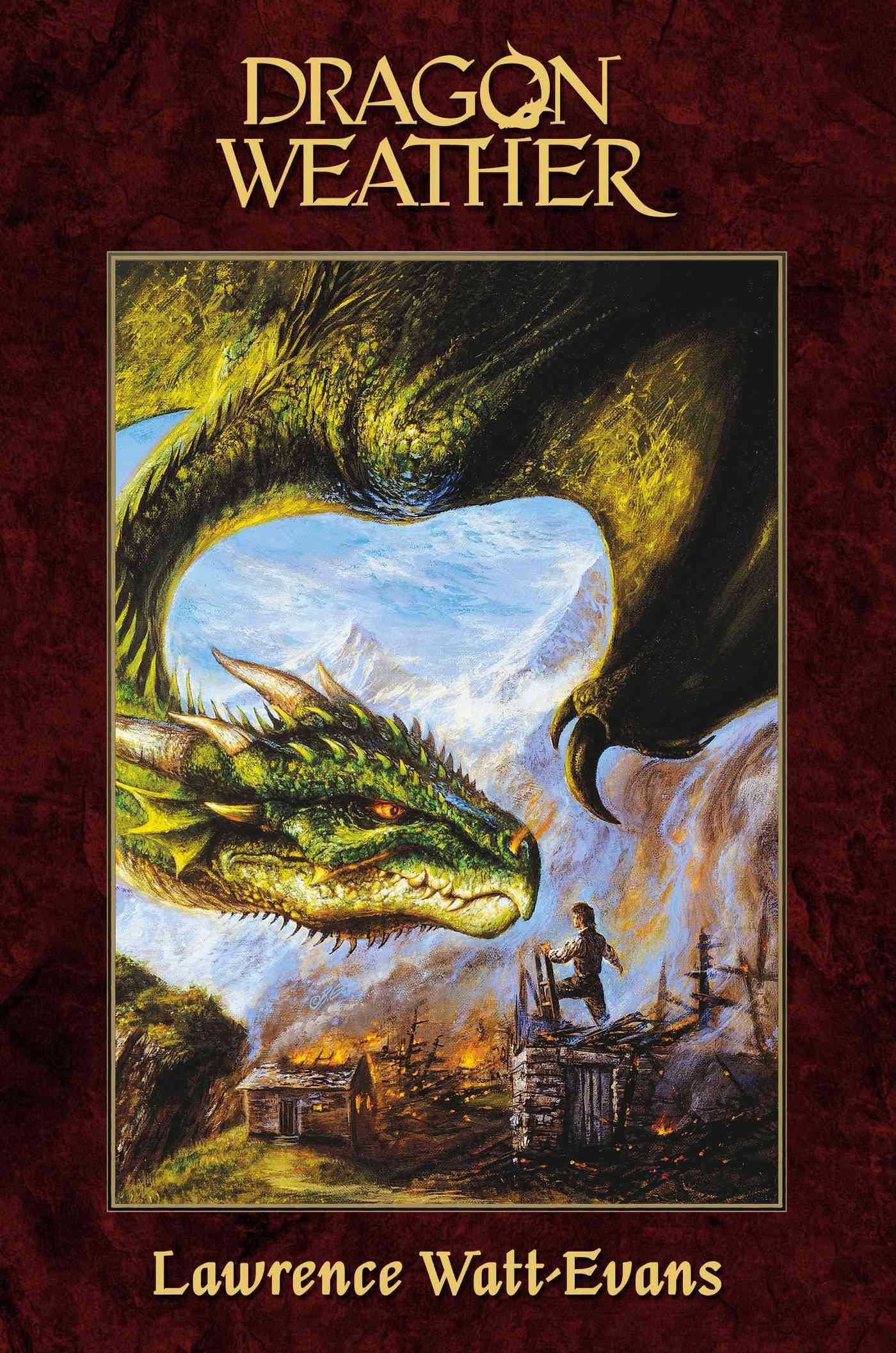 Dragon Weather By Watt-Evans, Lawrence